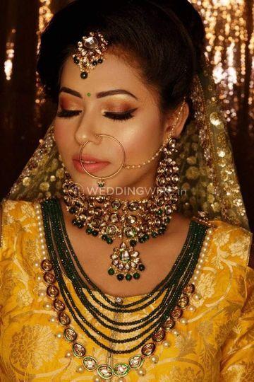 Cococoral Makeup Studio by Simran Sharma