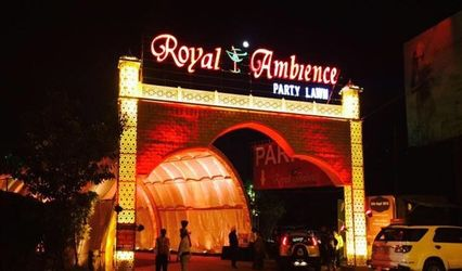 Royal Ambience Party Lawn