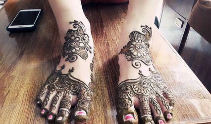 KajalHeena Professional Mehandi Artist