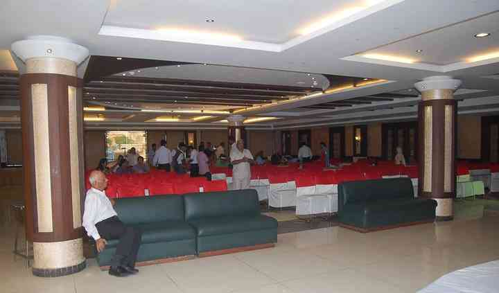 Hotel Paras Chandigarh