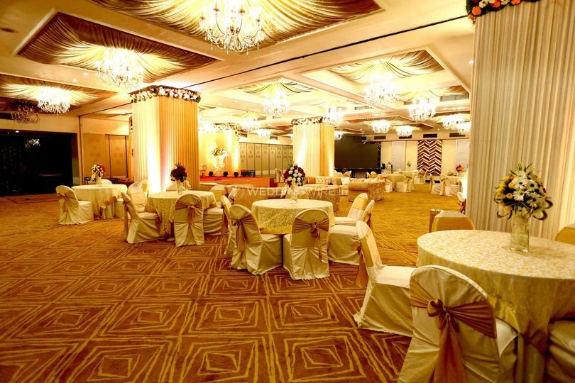 Wedding venue-Event space