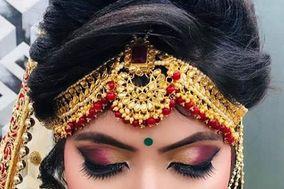 Nidhi Jaiswal Makeup Artist