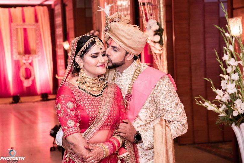 Sachin weds payal