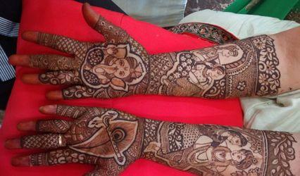 Firdos Mehandi by Mariya, Indore