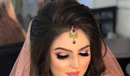 Make-Up By Anamta Hashmi