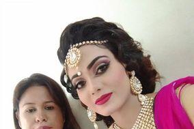 Queen Beauty Parlour, Gadarpur