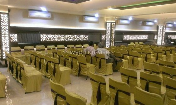 Seating Arrangement From All Heavens Banquet Hall Photo 2