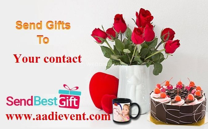 Send gift any event