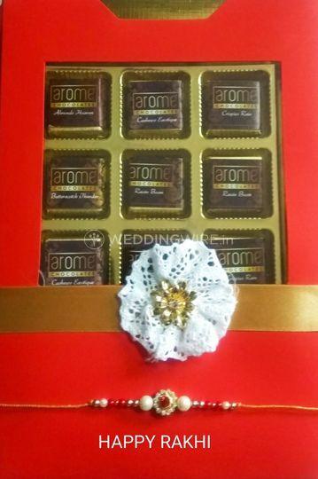 Arome Assorted Chocolates