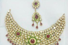Diamond Polki Kundan Jewellery