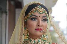 Devanshi Singh Professional Makeup N Hair Styles