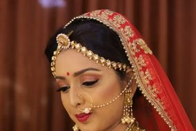 Professional Makeup Artist Smita Mane