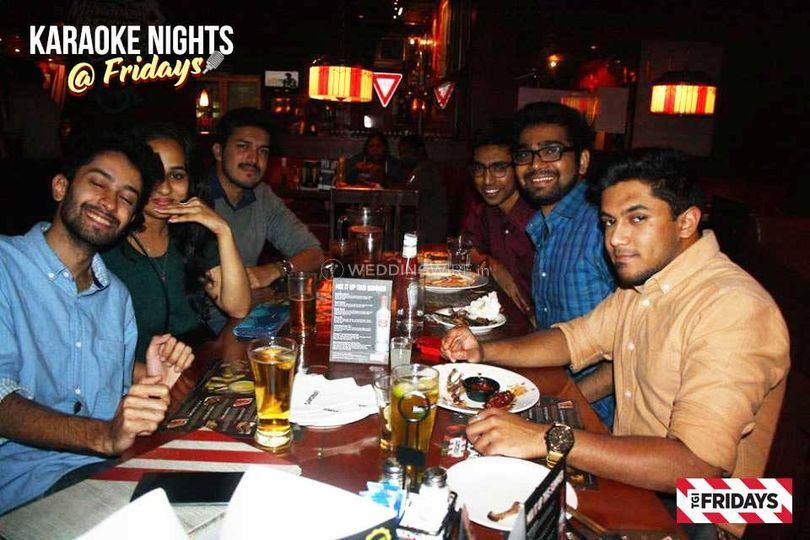 TGI Fridays, Bangalore