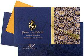 Jaipur Wedding Cards by Vikram