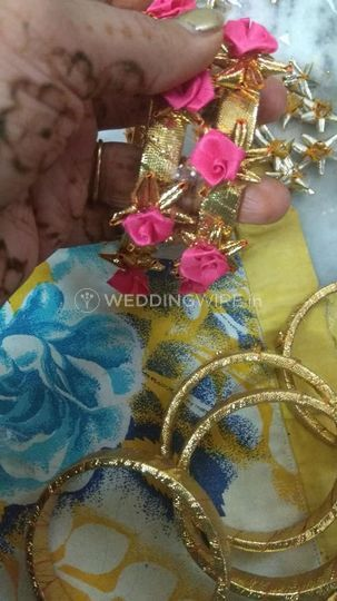 Floral Jewellery