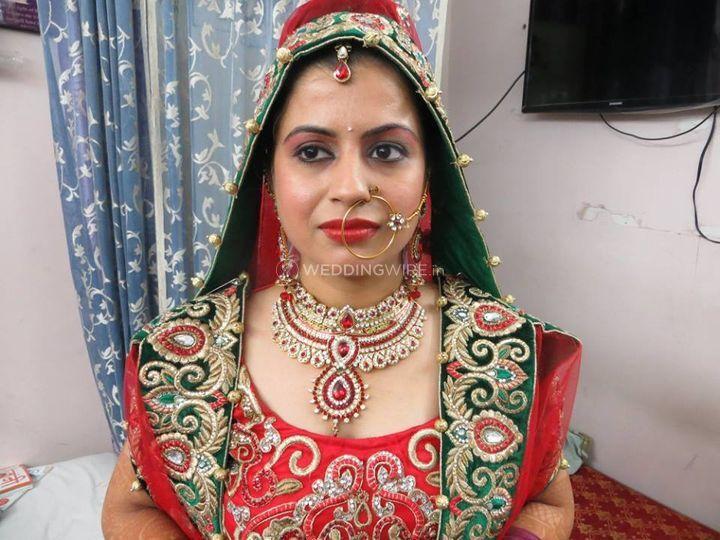 Bridamakeup