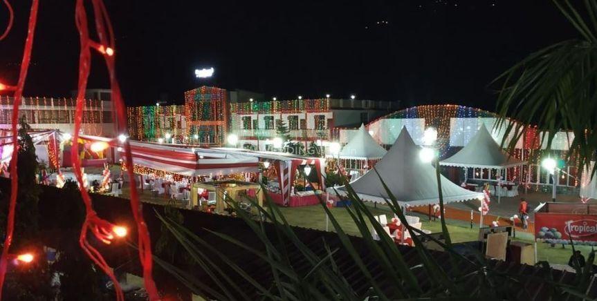 Hotel Chahat,  Srinagar Garhwal