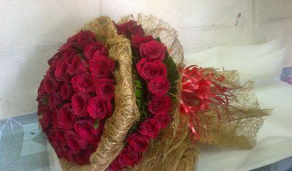 Praveen Flowers Arrangements