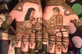Deepak Mehandi Art, Pune