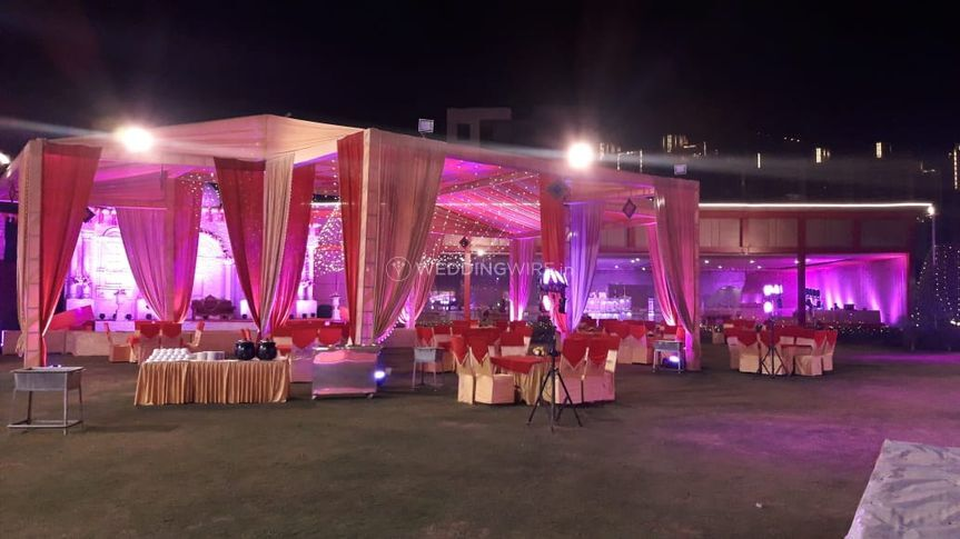 Banquet Halls - SS Grand Party Lawn and Banquet - event space  (5)