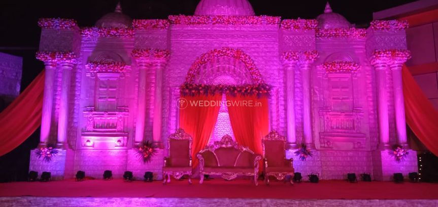 Banquet Halls - SS Grand Party Lawn and Banquet - event space  (6)