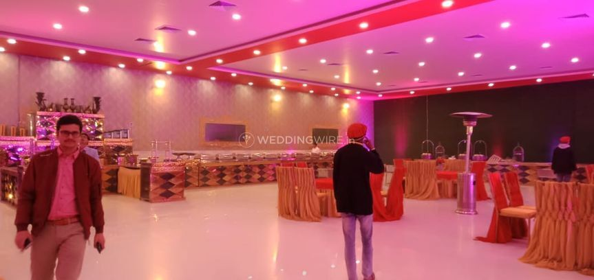Banquet Halls - SS Grand Party Lawn and Banquet - event space  (7)