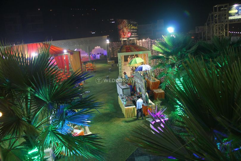 SS Grand Party Lawn and Banquets