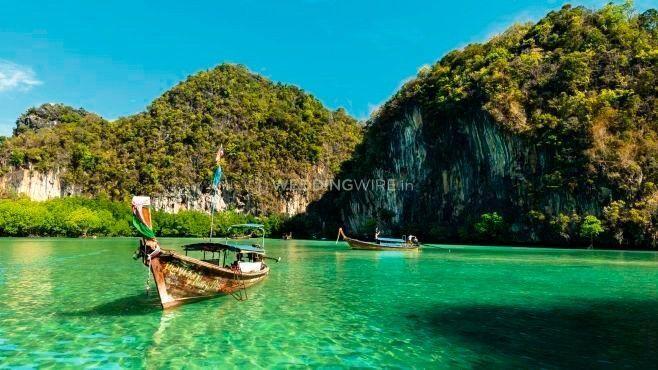 Honeymoon destination