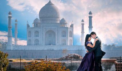 Wedding Square by Ashish Bindusar, Agra
