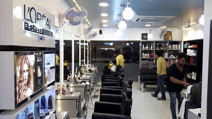 The salon