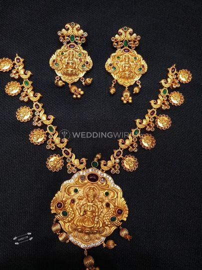 Omkari Imitation jewellery