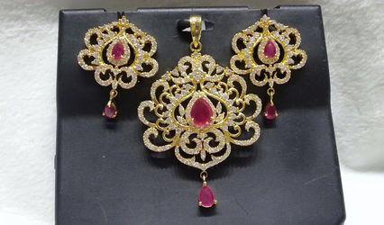 Omkari Imitation jewellery 1