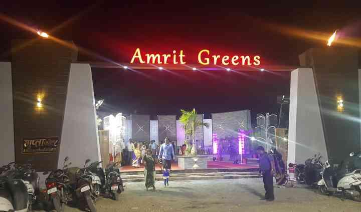 Amrit Greens Hotel and Banquets