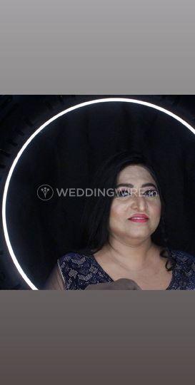 MUA-Anjali Chandani
