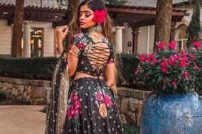 Indian Wedding Saree By Ankit