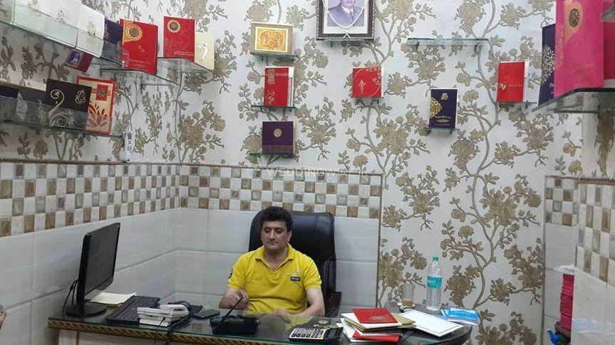 Sethi Card Gallery