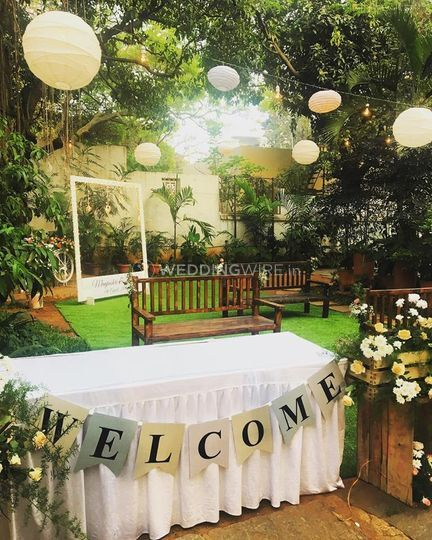Outdoor Wedding Decor From Bungalow 7 Photo 13