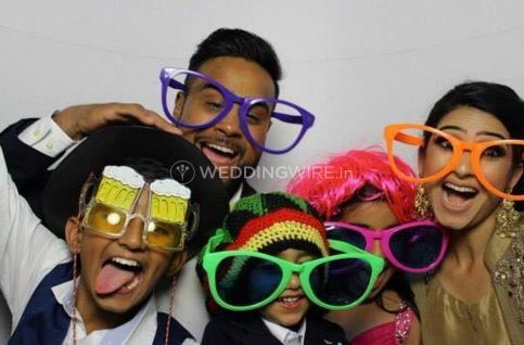 Photo booth king india