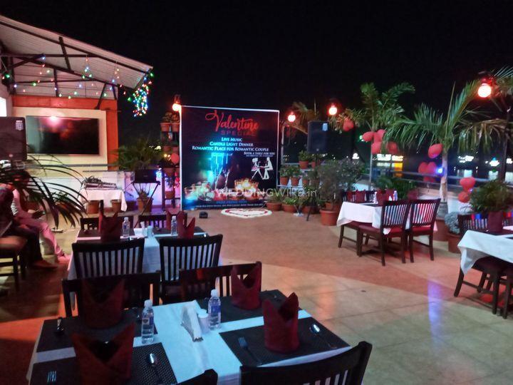 Marigold Rooftop Restaurant