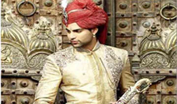 Maharaja Prince Sahab Sherwani, Bhajanpura