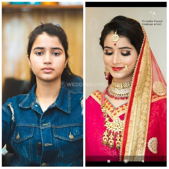 Priyanka Purwal, Malsi