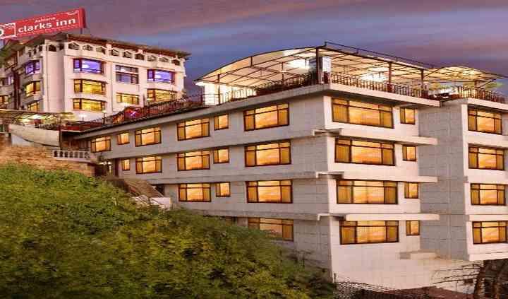 Clarks Inn Shimla