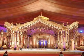 Wedding Set, Stage and Mandap Designer
