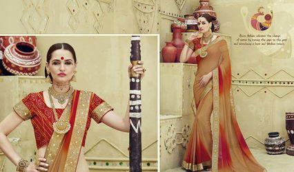 Yuvti Designer Suits and Sarees