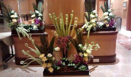 Nadia Flower Arrengement