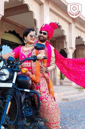 Wedding Velvet, Jaipur