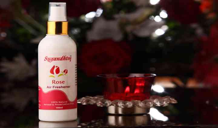 Rose Room Freshener