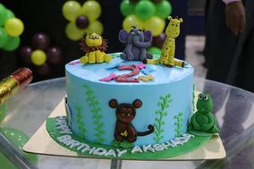 Cakes and bakes by Mehar