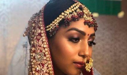 Anigha Jain Makeup and Hair