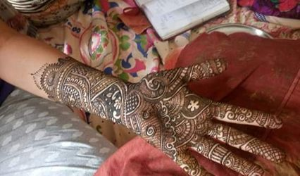 Archana Mehendi Artist, Khordha